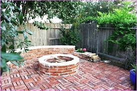 Patio Designs With Fire Pit Brick Patio Designs With Fire Pit Patio