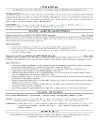 Security Specialist Resume Sample Best of Network Security Specialist Resume Security Resume Personnel