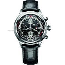 men s ball trainmaster worldtime automatic chronograph watch mens ball trainmaster worldtime automatic chronograph watch cm2052d lfj bk