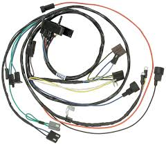 69 Camaro Engine Wiring Harness