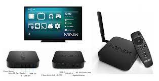 MINIX NEO X39 Smart TV Box powered by RK3399 SoC now for $178