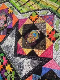 87 best Dia de los Muertos quilts images on Pinterest | Califlower ... & Quilt Inspiration: Quilts (and free patterns) for Dia de los Muertos! Adamdwight.com