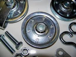 garage door pulley wheelGarage Door Pulley