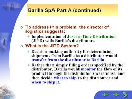 chapter the value of information ppt video online 13 barilla spa part a
