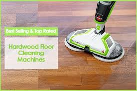 rated hardwood floor cleaning machines