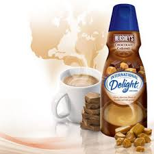 international delight hershey s chocolate caramel coffee creamer