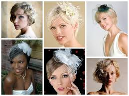 bird cage veil hairstyles for short hair