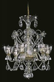 Kristall Kronleuchter Baccarat Style Th031