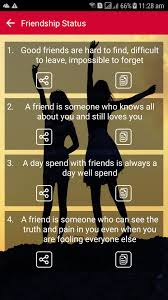 Friendship Statusquotes For Android Apk Download