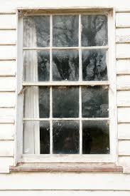 Old Windows Old Window In White Wooden Weatherboard Wall Wwwmyfreetextures