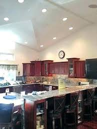 ceiling can lights sloped recessed stunning for appealing ceiling can lights67