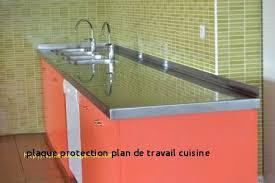 Protege Plan De Travail Cuisine élégant 21 Plaque Protection Plan De