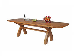 Large Oak Dining Table Seats 10 Large Dining Tables Seats 10 Or More Dining Rooms Kitchens