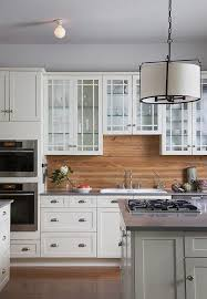 Tile Backsplash Ideas For White Cabinets Amazing A Warm Cozy Austin Home Pantry Kitchen Pinterest Home
