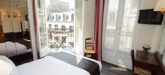 Hotel du Collge de France Paris - Double Balcony