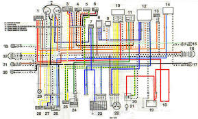 suzuki bandit 1250 wiring diagram wiring diagrams suzuki bandit wiring diagram schematics and diagrams