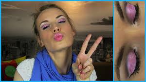 barbie makeup tutorial barbie doll princess makeup best romantic fun colorful makeup look you