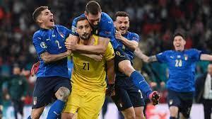 شاهد فيديو اهداف ايطاليا وانجلترا في نهائي يورو 2020.. دوناروما يهدي  الآزوري اللقب الثاني – كورة ناو