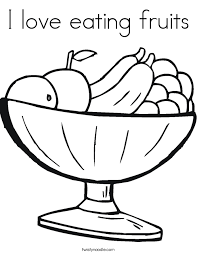 Small Picture Watermelon Coloring Page Twisty NoodleColoringPrintable Coloring