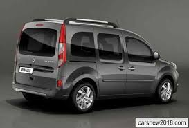 2018 renault kangoo. delighful renault changes in the design of 20182019 renault kangoo model year minivans have  given an aggressive look a large plastic bumper with integrated fog lights for 2018 renault kangoo