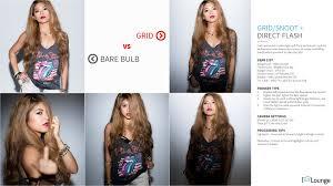 Assignment Grid Snoot Direct Flash Portrait Slr Lounge