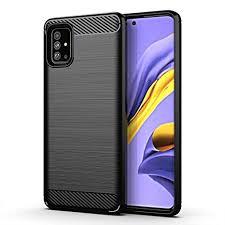 Galaxy A51 <b>case</b>,<b>Samsung A51</b> case,MAIKEZI Soft TPU Slim ...