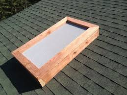 diy solar shades for skylights i built 7 of these in a day they