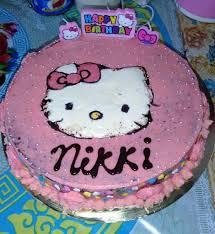 Hello Kitty Cake Cavite Catering