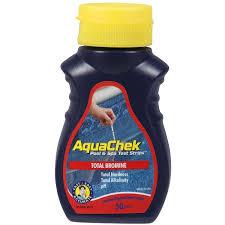 Hy Clor Test Chart Aquachek Spa Test Strips Hyclor
