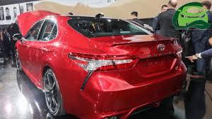 India bound 2018 Toyota Camry - YouTube