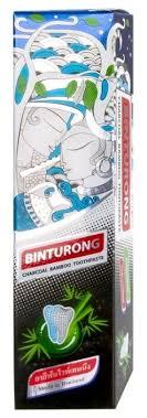 Купить <b>Зубная паста BINTURONG</b> Charcoal Bamboo <b>Угольная</b>, 60 ...