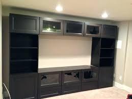 wall mounted tv stand ikea