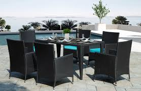 7 piece outdoor dining sets for 6 all