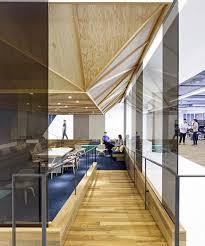 studio oa cisco meraki office. No Dead Zones: Studio O+A\u0027s Giant Office For Cisco Space Design. The Canopy In Library Is Douglas Fir Plywood. Oa Meraki