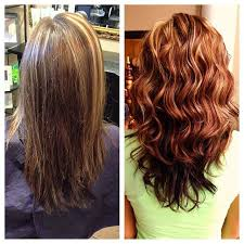 Pin by Marianne Sims on Styles and Color by Brittany | Auburn hair with  highlights, Hair styles, Hair highlights