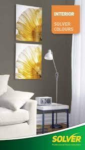 Solver Paint Chart Interior Solver Colours Solver Paints