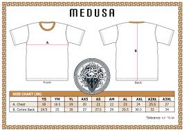 Medusa Gang Halftones Tiger Womens T Shirt