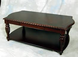 mahogany coffee table. Mahogany Coffee Table And End Tables E