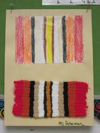 navajo rug weaving woven on a rectangle of cardboard warped with tatting string i navajo rug designs for kids91 kids
