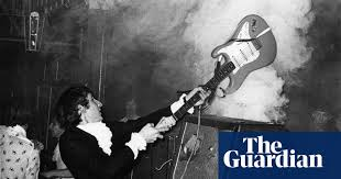 The U-WHO: why <b>Pete Townshend</b> glued together his smashed guitars
