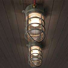 ceiling lights cage ceiling light