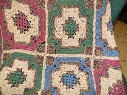 Granny Square crochet Quilt block afghan | Crochet quilt, Granny ... & Granny Square crochet Quilt block afghan Adamdwight.com