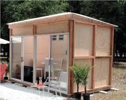 Small Picture Prefab Office Shed and Lunchrooms Prefab Homes