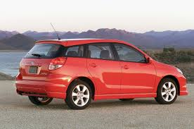 2004 Toyota Matrix Reviews and Rating | Motor Trend