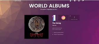 Debut Album Of The Hu Hits No 1 On Billboard World Albums