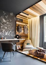 cool beds for teenage boys. Wide Open Spaces For Backpacker Teen Boys Cool Beds Teenage