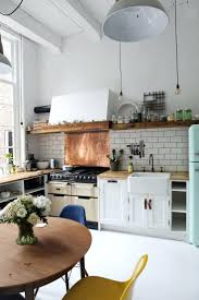 retro backsplash tile best funky kitchen ideas on colored kitchen totally  gorgeous kitchen a mismatch of