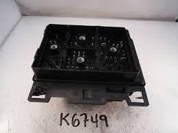 00 01 02 03 04 05 bu 15291746 fusebox fuse box relay unit 00 01 02 03 04 05 bu 15291746 fusebox fuse box relay unit module k6749 15291746
