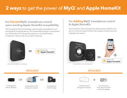 that includes myq garage 1st generation any chamberlain wi fi garage door opener