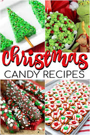 From festive gifts for family and friends to decadent ways to satisfy your sweet tooth, these holiday candy recipes are sure to delight. Christmas Candy Recipes The Best Christmas Candy Recipes